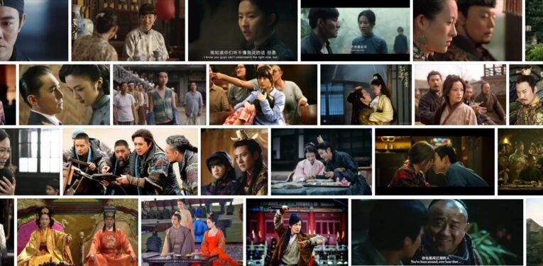 Небольшой список фильмов на китайском с субтитрами для хорошей практики
